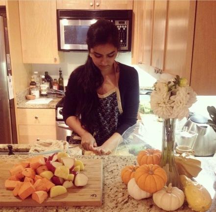 divya pahwa cooking